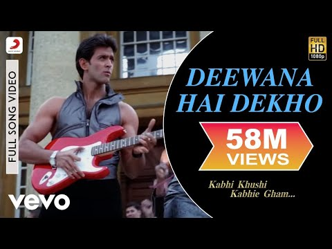 Xxx Mp4 K3G Deewana Hai Dekho Video Kareena Kapoor Hrithik Roshan 3gp Sex