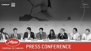 GOOD TIME - Press Conference - EV - Cannes 2017