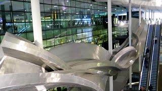 London Heathrow Airport. A Walk Through the New Terminal 2