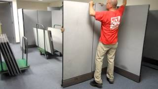 Herman Miller Install 1 - office furniture
