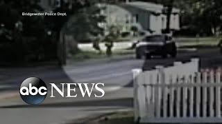 Jogger details how she escaped abduction attempt