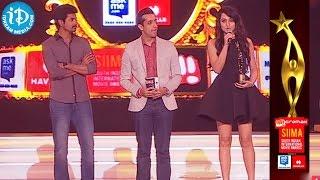 Trisha - Most Popular South Indian Star on Social Media Twitter | SIIMA 2014