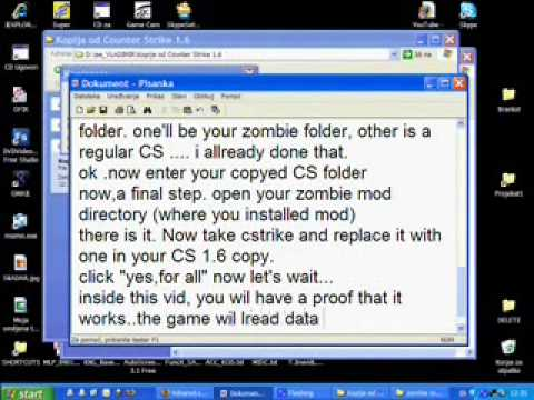Xxx Mp4 Counter Strike 1 6 Zombie Mod Single Play Download Install Tutorial 3gp Sex