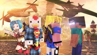 Griefer Legends: For A Promise (Episode 1) - Minecraft Animation