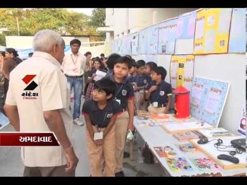 Xxx Mp4 Sandesh News Mirambika School Ahmedabad Organized Exhibition For Its Students 3gp Sex