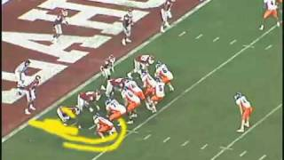 3 Plays That Shocked The World 2007 Fiesta Bowl