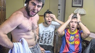 Barcelona 1 Real Madrid 3   Ida SuperCopa España   Reacciones AMIGOS