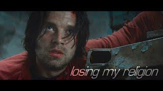 Bucky x Steve    losing my religion