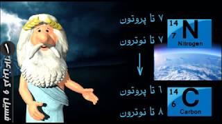 278) فسیل و کربن 14 – من زئوس هستم – I am Zeus
