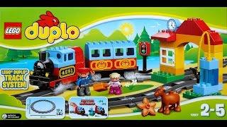 Lego Duplo Train Set  - New High Speed Train Race 10506, 10507 10508.
