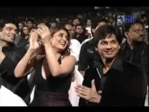 Kareena wins best actress for Omkara at Screen