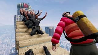 GTA 5 Fail Compilation #2(GTA V This is los Santos Life Funny Moments)