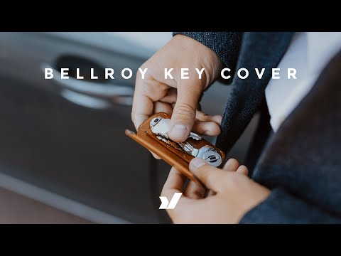 A Beautiful Key Carry Solution The Bellroy Key Cover