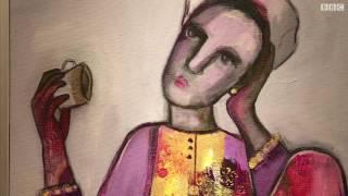 أحلام مستغانمي ضيفة أسبوع الفن والموضة العربية في لندن
