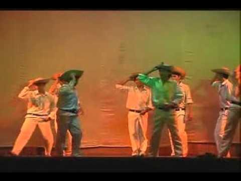 Taquirari Danza folklorica de Bolivia