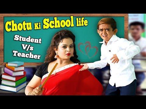 Xxx Mp4 CHOTU KI SCHOOL LIFE TEACHER VS STUDENT Khandesh Comedy Video 3gp Sex