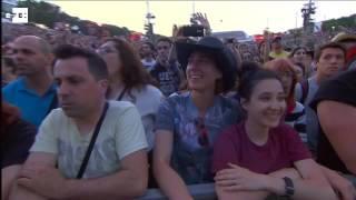 La explosiva Fergie enciende el escenario de Rock in Río en Lisboa