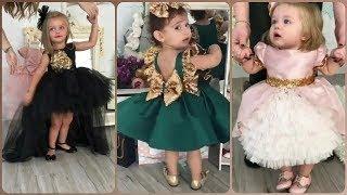 اجمل فساتين اطفال فساتين اطفال  بنات صغار - اجمل ملابس اطفال بنات