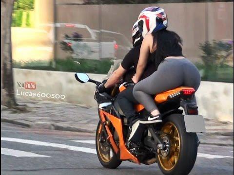 Motos esportivas acelerando em Curitiba Parte 59