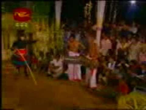 Sri Lanka s traditional drama Sanniya