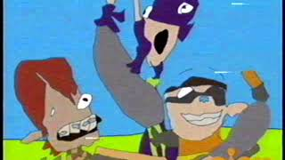 Homemade Intros Fanboy And ChumChum on Nickelodeon, April 2018 (totally real and rare, read desc.)