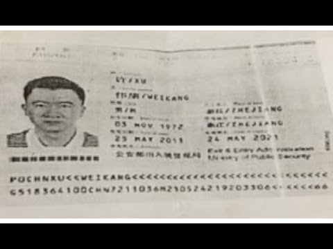 15 The Search for Weikang Xu