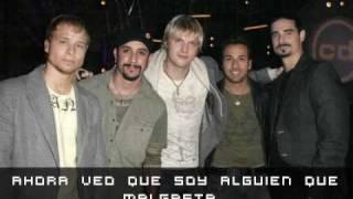 Backstreet Boys ~ 10,000 Promises (TRADUCIDA)