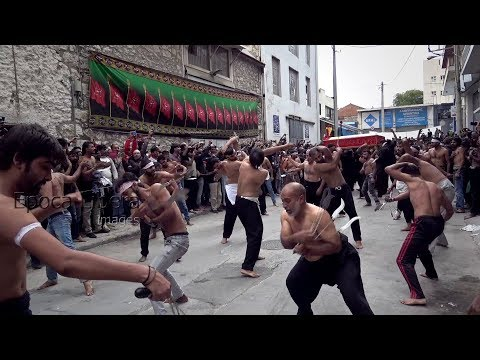 Xxx Mp4 Muslims In Greece Self Flagellate To Mark Day Of Ashura 3gp Sex
