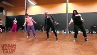 Put Di Ting Deh / Laure Courtellemont Dancehall  Choreography / URBAN DANCE CAMP