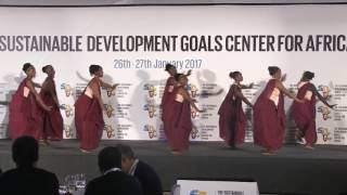 Inganzo Ngari  at SDGC/A Conference 2017