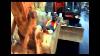 MOUSSA JEAN KALAGAN ft  BIG BZY, AIME CESAIRE - Finke Part ! - 2015