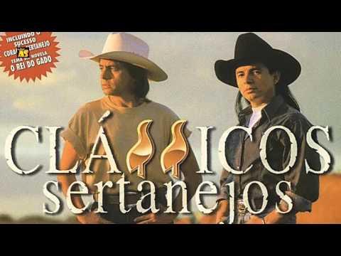 Chitãozinho & Xororó ● LP Clássicos Sertanejos 1996 ● Completo