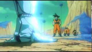 DBZ - Goku vs Metal Cooler AMV