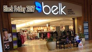 Belk Black Friday 2017 Ad Scan