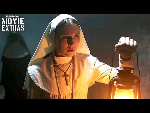 THE NUN | All release clip compilation & trailers (2018)