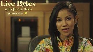 Jhene Aiko Talks Songwriting, Alter Egos, Spirituality + More - Live Bytes