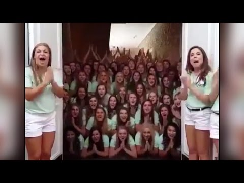 Why This Strange Sorority Recruitment Video Is Creeping People Out