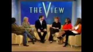 Jeffrey Ross on The View