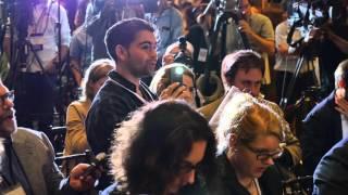 Donald Trump shuts down 18yo reporter