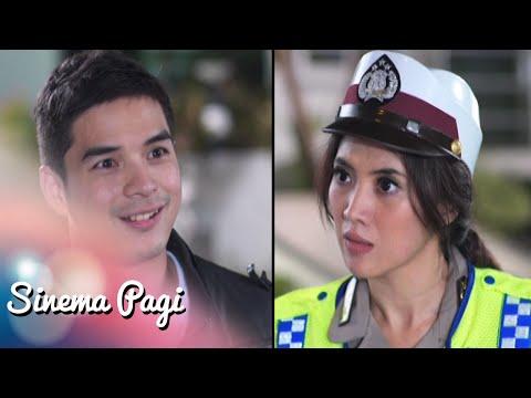 Tilang Cinta Sang Polwan Part 1 Sinema Pagi 16 Des 2015