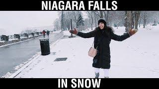 Niagara Falls in Winters