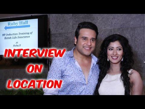 Krushna Abhishek & Niharica Raizada's Interview For Film Full 2 Jugaadu