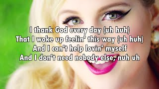 Meghan Trainor - Me Too (Lyrics) 2016