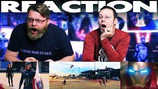 Captain America: Civil War Trailer 2 REACTION!!
