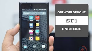 Obi WorldPhone SF1 Unboxing  & First Impressions - PhoneRadar