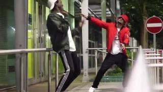 Slim n Skank - Chris Brown ft Tyga: Holla at Me - Freestyle Dance Demo Showcase