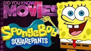 Spongebob: DEEPER Than You Thought! - Did You Know Movies (ft. Innagadadavida)