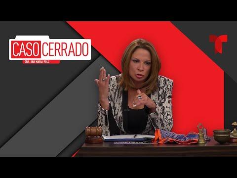 Esposo golpea a su mujer, Casos Completos | Caso Cerrado | Telemundo