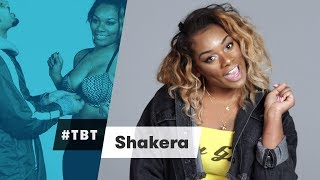 Shakera from Cut   #TBT   Cut