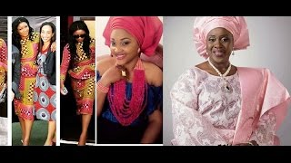 THE MOST RATED NIGERIAN FEMALE CELEBRITY ANKARA STYLES SENSATION - FORBES